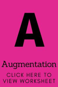 SAMR Model - Augmentation